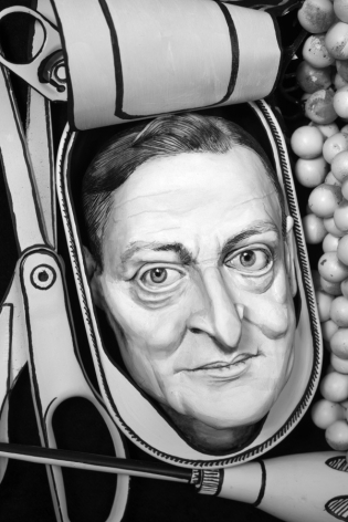 Mary Reid Kelley, T.S. Eliot in a Kipper Tin, 2015