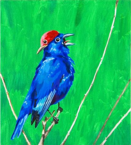 LAMAR PETERSON, Bird,2006
