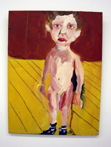 Chantal Joffe, Untitled, 1999