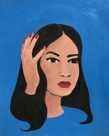 Becky Kolsrud, Untitled (Hand), 2019