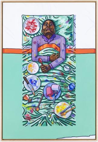 LAMAR PETERSON, Satin Sheets,2014