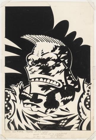 GaryPanter Okupant X, 1991