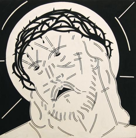 STEVE GIANAKOS, Untitled (Jesus), 1980