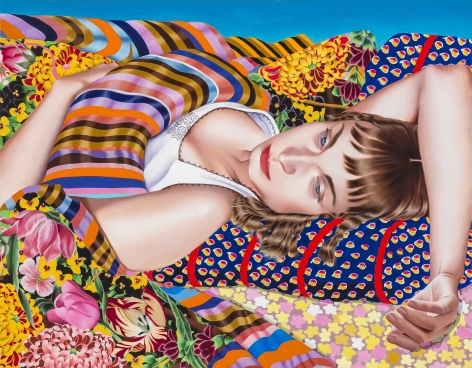 Jocelyn Hobbie Northeast Harbor, 2019