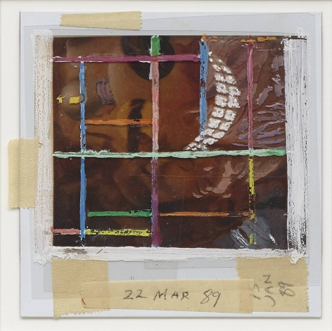 ROBERT OVERBY, No Title (ref #35),22 March 1989, 15 Jan 89