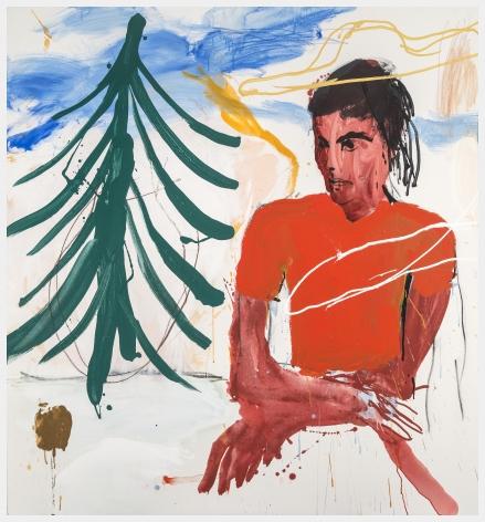 Cristina de Miguel, Smoking, Plant, 2019