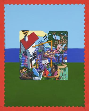 LAMAR PETERSON, The Window,2010