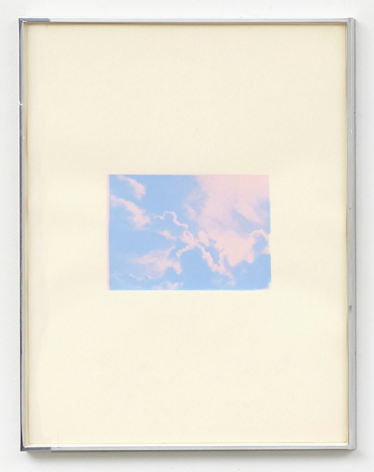 Robert Overby, Great American Pepper (Clouds), September 1969