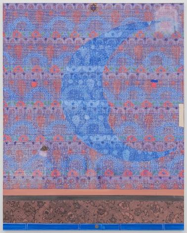 TaliaLevitt Lunar Shmata with High Waisted Fishnets, 2021