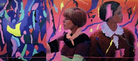 Justin Craun, Bluer Than You, 2011