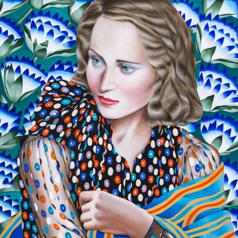 Jocelyn Hobbie Cobalt (Emerald), 2016