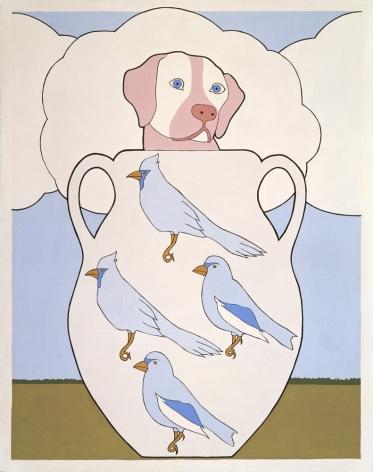 JOHN WESLEY, Funeral for a Bird Dog,1978