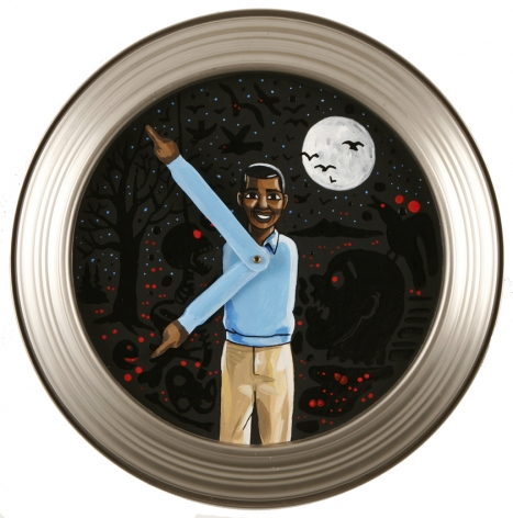 Lamar Peterson, Broken Clock, 2005