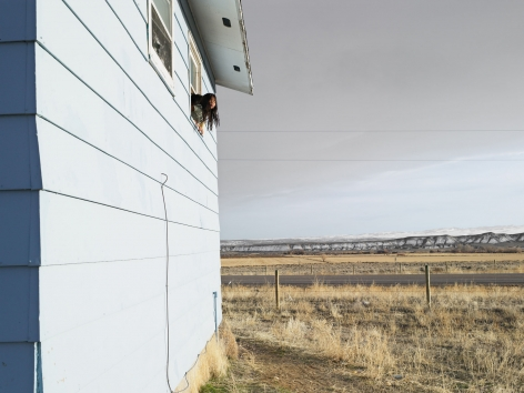 Lucas Foglia, Ely and Bly, Wind River Reservation, Ethete, Wyoming, 2010