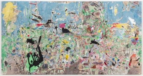 ROSS SIMONINI, Ablution Landscape,2014