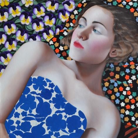 Jocelyn Hobbie, Garden,2015