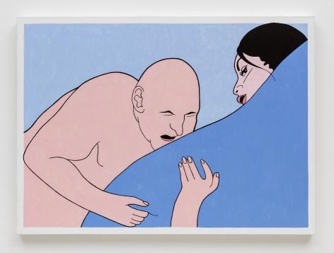 John Wesley, Blue Blanket, 2000