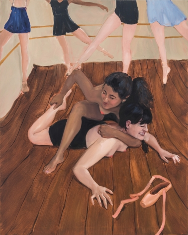 Jenna Gribbon, Ballet class wrestlers, 2019