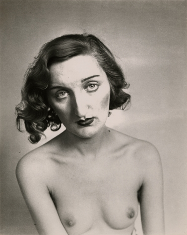 Joseph Breitenbach, Portrait, Paris, c. 1933-39