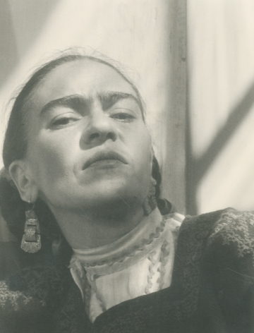 Héctor García, Portrait of Frida, c. 1940
