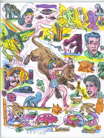 GaryPanter Wonder Woman-58, 2020