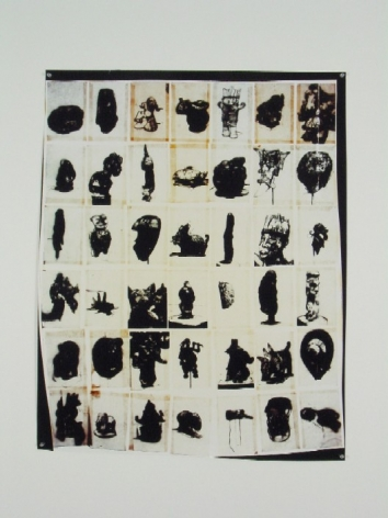 Zak Smith, Objects Have Mass and Take Up Space, 2003