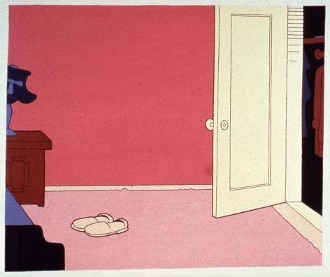 JOHN WESLEY, B's Slippers,1973-1974