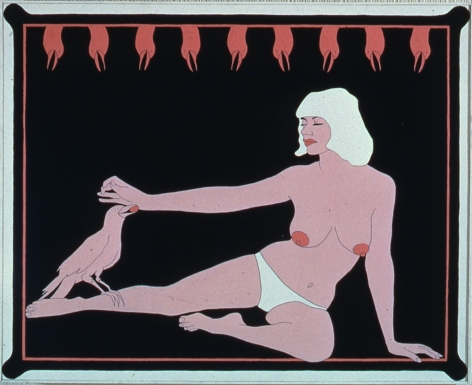 JOHN WESLEY, Bird Lady,1965