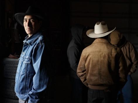 LUCAS FOGLIA, Jaime, Ranch Hand, Wells, Nevada, 2012