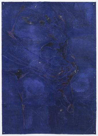 Felipe Baeza, Naj Tunich (Azul 2), 2018