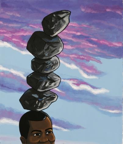 LAMAR PETERSON, Balance,2005