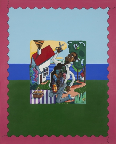 LAMAR PETERSON, The Picnic Basket, 2010