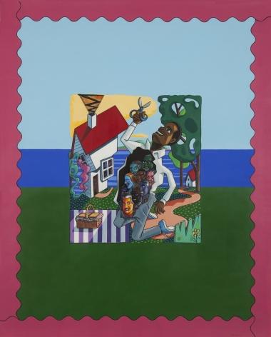 LAMAR PETERSON, The Picnic Basket,2010