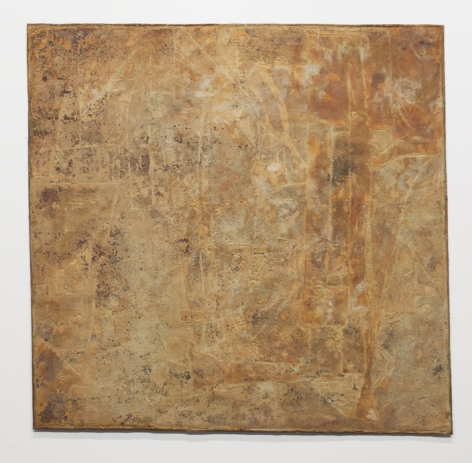 ROBERT OVERBY, Square Scrap, 1972