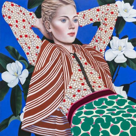 Jocelyn Hobbie Magnolia, 2016