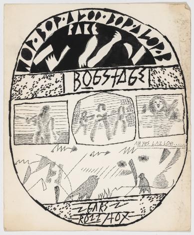 GaryPanter Rozz Tox, 1973