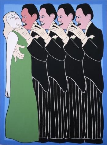 JOHN WESLEY, Suzanna and the Lugosis (May I Cut In?),1972