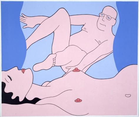John Wesley, Floating Man, 1993