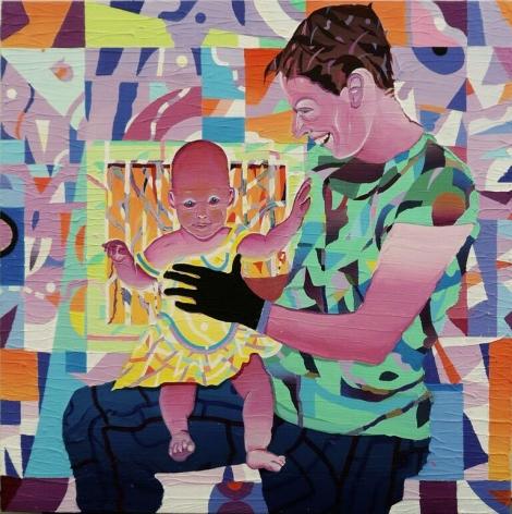 Justin Craun, Black Glove