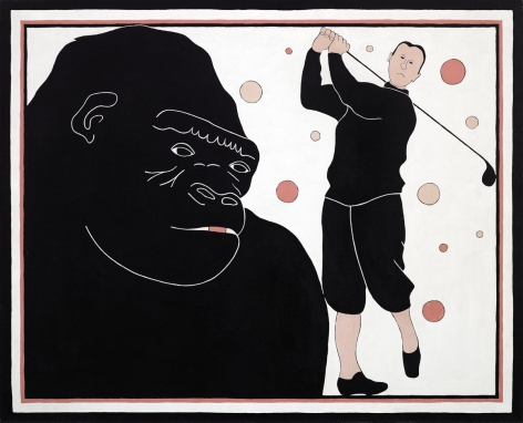 JOHN WESLEY, Caddy, 1966