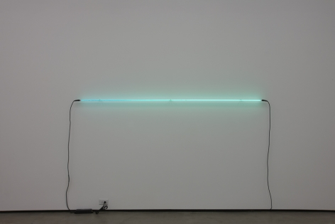ROBERT OVERBY, Space No. 1 Neon,1971