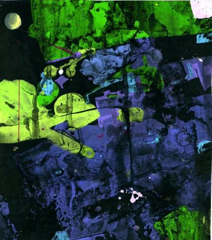 Zak Smith, Winnow With Giant Arms the Slumbering Green, 2018
