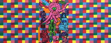 GARY PANTER, Untitled,2006