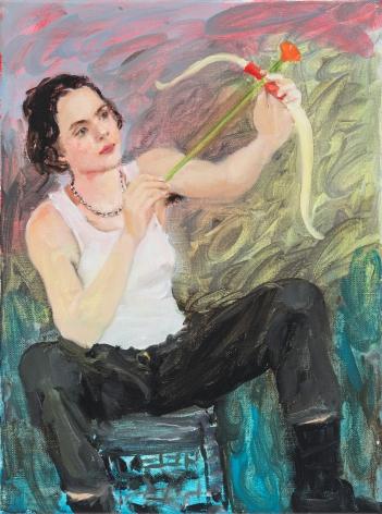 Jenna Gribbon, Diana, 2019