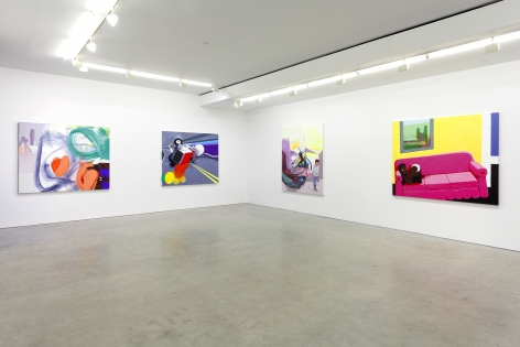 David Humphrey at Fredericks & Freiser