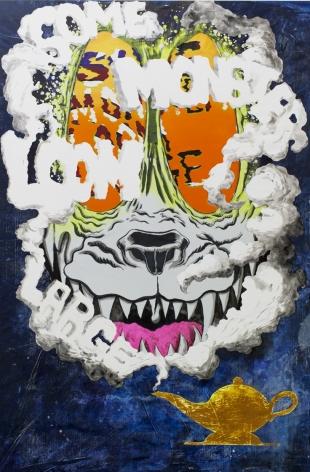 MARK THOMAS GIBSON, Bad Dream Genie,2015