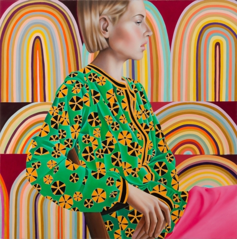 Jocelyn Hobbie Rose/Gold, 2015