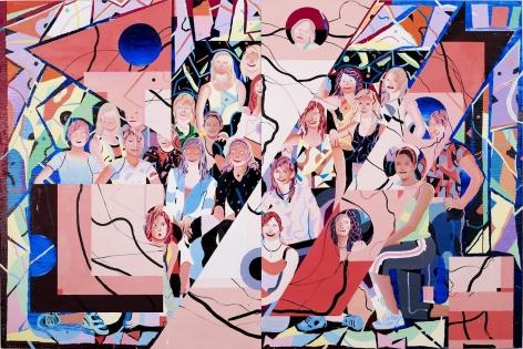 JUSTIN CRAUN, Designing Women,2008
