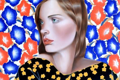 Jocelyn Hobbie, Cobalt, Vermillion,2015