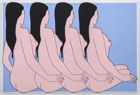 JOHN WESLEY, Western Women,1983